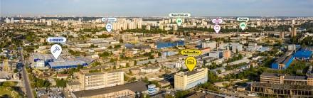Мини-склад YellowBox предлагает доступные площади 9 м² (объем 40 м³), 12 м² (объ. Киев, Киевская область. фото 4