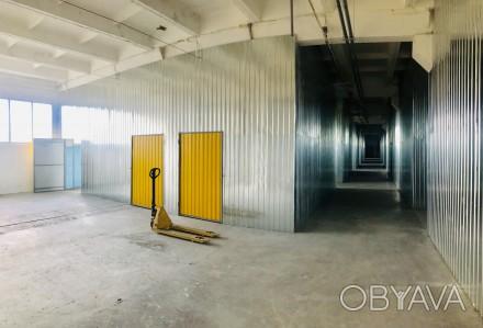 Мини-склад YellowBox предлагает доступные площади 9 м² (объем 40 м³), 12 м² (объ. Киев, Киевская область. фото 1