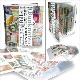 Альбом для банкнот    Альбом для банкнот SAFE с возможностью добавления листов д. Одесса, Одесская область. фото 3