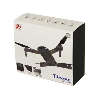 Квадрокоптер Emotion drone S168 имеет встроенный гироскоп, оснащен камерой HD ра. Киев, Киевская область. фото 5