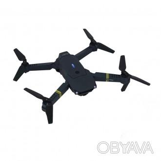 Квадрокоптер Emotion drone S168 имеет встроенный гироскоп, оснащен камерой HD ра. Киев, Киевская область. фото 1