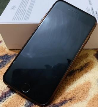 Состояние 9/10  TouchID работает без проблем. Телефон в сервисе никогда не был. Гайворон, Кировоградская область. фото 6