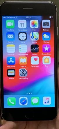 Состояние 9/10  TouchID работает без проблем. Телефон в сервисе никогда не был. Гайворон, Кировоградская область. фото 2