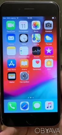 Состояние 9/10  TouchID работает без проблем. Телефон в сервисе никогда не был. Гайворон, Кировоградская область. фото 1