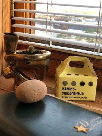 И так знакомьтесь - новый друг.  Удивительная игрушка-питомец «камінь-улюбленець. Киев, Киевская область. фото 4