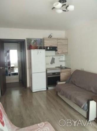 Кухня-студия,в квартире всё для вашего комфортного проживания.Рядом метро Вокзал. Озерка, Днепр, Днепропетровская область. фото 1
