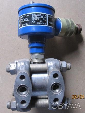 Продам преобразователь давления измерительный МТМ 701.03П. В наличии - 3 шт.. Сумы, Сумская область. фото 1