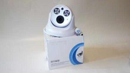 IP камера с записью звука 2 мегапикселя (купольная).H.265 Как показывает сморит. Ровно, Ровненская область. фото 6