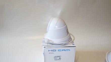 IP камера с записью звука 2 мегапикселя (купольная).H.265 Как показывает сморит. Ровно, Ровненская область. фото 7