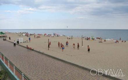 Продам участок в Затоке 1 я линия от моря, свой пляж 14/сотка .госакт. Есть возм. Затока, Одесская область. фото 1