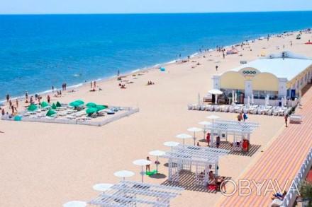 Затока 1.5 га 1 я линия от моря ,  отличное место , 110 м фасад на море .0675935. Затока, Одесская область. фото 1