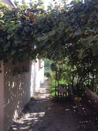 добротна, цегляна частина будинку з окремим двором і садом. Для справжнього хозя. Белая Церковь, Киевская область. фото 2