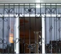 Изготовление и монтаж решеток на окна, балконы, двери. Быстро, качественно, недо. Киев, Киевская область. фото 4