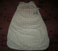 спальный мешок для деток от 0 до 18 мес. б/у. состояние хорошее.. Сумы, Сумская область. фото 7