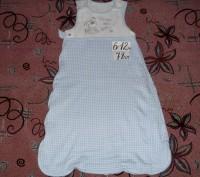спальный мешок для деток от 0 до 18 мес. б/у. состояние хорошее.. Сумы, Сумская область. фото 5