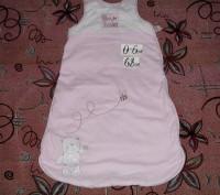спальный мешок для деток от 0 до 18 мес. б/у. состояние хорошее.. Сумы, Сумская область. фото 3