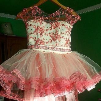 Нарядные платья   Модель 4   Есть любые размеры и разные цвета - на ваш вкус . Полтава, Полтавська область. фото 2