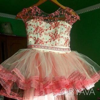 Нарядные платья   Модель 4   Есть любые размеры и разные цвета - на ваш вкус . Полтава, Полтавська область. фото 1