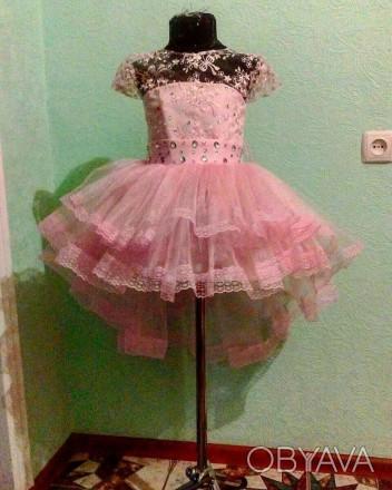 Нарядные платья   Модель 2  Есть любые размеры и разные цвета - на ваш вкус (м. Полтава, Полтавская область. фото 1