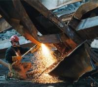 Демонтаж металлоконструкций, заводов на металлолом. Днепр. фото 1