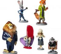 Размер фигурок: до 10 см  Производитель: Disney, США  Для детей: от 3-х лет  . Запорожье, Запорожская область. фото 2