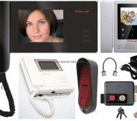 Видеодомофоны, монтаж, гарантия, обслуживание. Житомир. фото 1