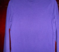 Фиолетовая футболка  на 7 лет,GYMBOREE,новая но без бирок,из США замеры:длина-4. Киев, Киевская область. фото 3