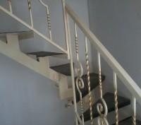 Лестницы металлические каркасные. Одесса. фото 1