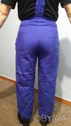 Зимние брюки д/активного отдыха на подростка 11-14 лет. Рост 146-164 см. Размер . Житомир, Житомирская область. фото 1