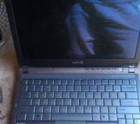 Продам  нерабочий ноутбук  Sony VAIO PCG-4F2L.. Киев. фото 1