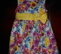 Платье и сарафан на 4 г.США. Киев. фото 1