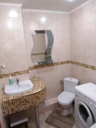 Сдаётся на долгий срок трёхкомнатная квартира в Металлургическом районе, по улиц. Дзержинский, Кривой Рог, Днепропетровская область. фото 11