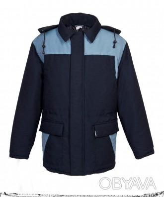 Теплая рабочая курточка, спецодежда