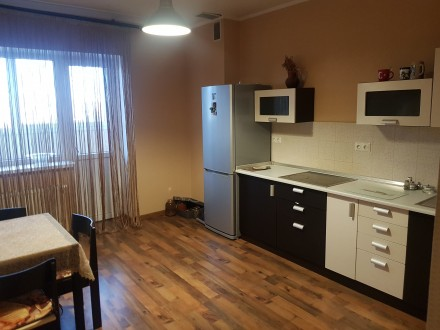 Аренда уютной 2 комнатной квартиры в новом элитном кирпичном доме с хорошим ремо. Вишневое, Киевская область. фото 3