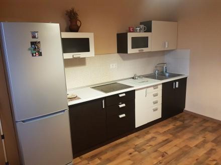 Аренда уютной 2 комнатной квартиры в новом элитном кирпичном доме с хорошим ремо. Вишневое, Киевская область. фото 4