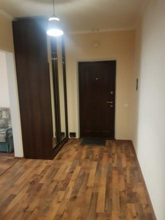 Аренда уютной 2 комнатной квартиры в новом элитном кирпичном доме с хорошим ремо. Вишневое, Киевская область. фото 12
