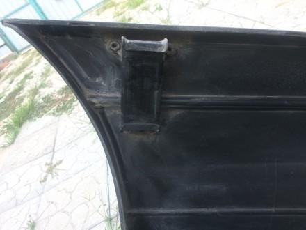 Запчасти на passat b3 седан и универсал  Бампер в хорошем состоянии с вырезом . Днепр, Днепропетровская область. фото 8