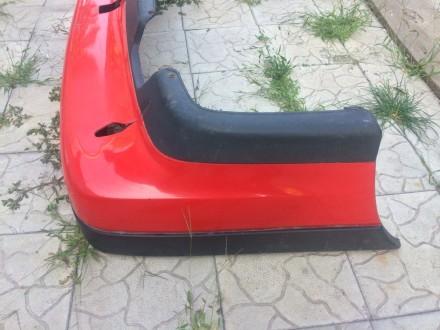 Запчасти на passat b3 седан и универсал  Бампер в хорошем состоянии с вырезом . Днепр, Днепропетровская область. фото 4
