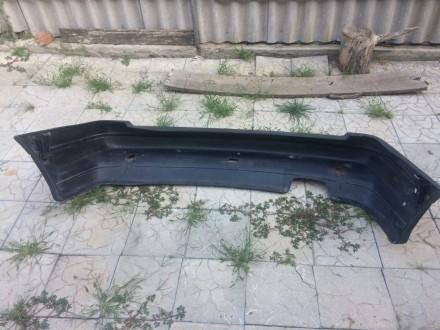 Запчасти на passat b3 седан и универсал  Бампер в хорошем состоянии с вырезом . Днепр, Днепропетровская область. фото 6