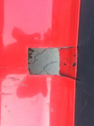 Запчасти на passat b3 седан и универсал  Бампер в хорошем состоянии с вырезом . Днепр, Днепропетровская область. фото 5