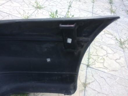 Запчасти на passat b3 седан и универсал  Бампер в хорошем состоянии с вырезом . Днепр, Днепропетровская область. фото 7
