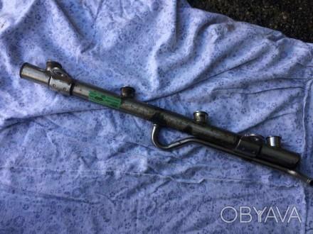 Б/у топливная рампа Chery Amulet, 480EF-1112001, Чери Амулет,. Кропивницкий, Кировоградская область. фото 1