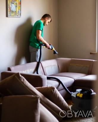 Вас вітає Чистота — професійна виїзна чистка килимів, матраців, м'яких крісел та. Львов, Львовская область. фото 1