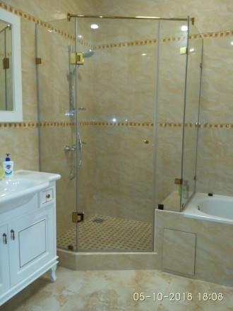 Проектируем уникальные душевые кабинки в лучших традициях эстетики ванных комнат. Одесса, Одесская область. фото 12