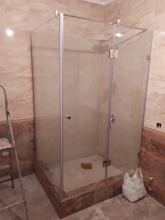 Проектируем уникальные душевые кабинки в лучших традициях эстетики ванных комнат. Одесса, Одесская область. фото 7