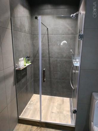 Проектируем уникальные душевые кабинки в лучших традициях эстетики ванных комнат. Одесса, Одесская область. фото 4