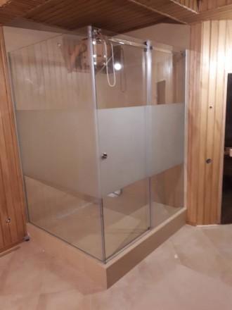 Проектируем уникальные душевые кабинки в лучших традициях эстетики ванных комнат. Одесса, Одесская область. фото 11