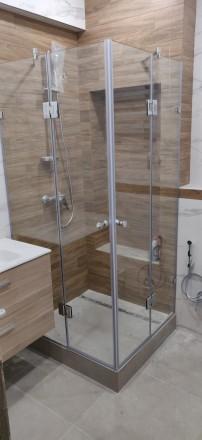 Проектируем уникальные душевые кабинки в лучших традициях эстетики ванных комнат. Одесса, Одесская область. фото 13