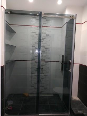Проектируем уникальные душевые кабинки в лучших традициях эстетики ванных комнат. Одесса, Одесская область. фото 5