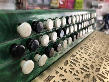 Количество кнопок правой клавиатуры(голоса): 3 ряда, 52 шт Количество кнопок лев. Чернигов, Черниговская область. фото 8